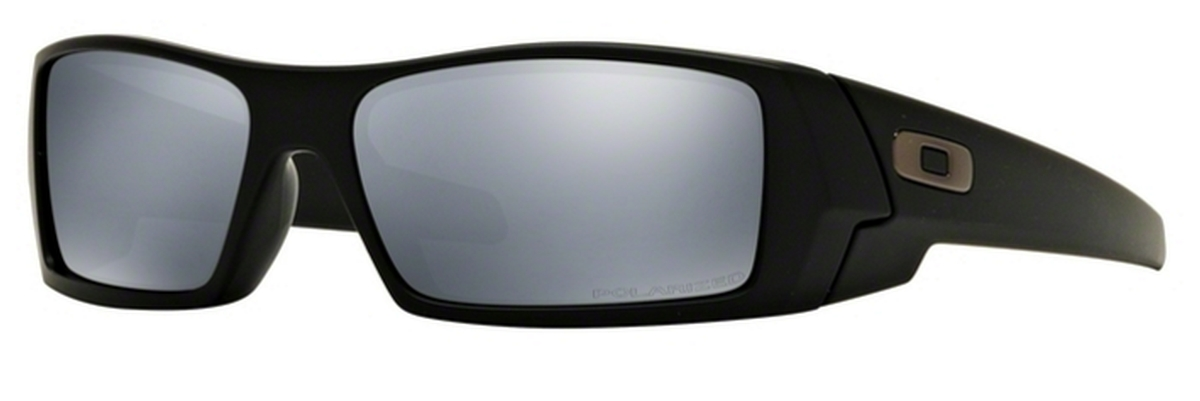 d429083b1a 12-856 Matte Black with Black Iridium Polarized Lenses · Oakley GasCan  OO9014 15 Polished ...