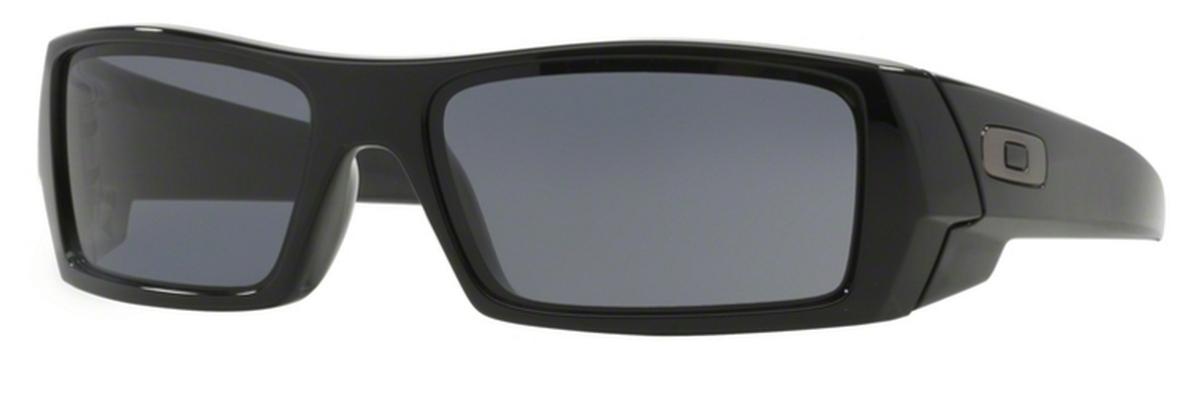 Oakley GasCan OO9014 03 471 Polished Black With Grey Lenses. 03 471  Polished Black With Grey Lenses. Oakley GasCan ...