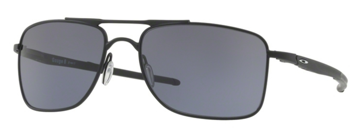 4f79f8f682 Oakley Gauge 8 OO4124 Sunglasses