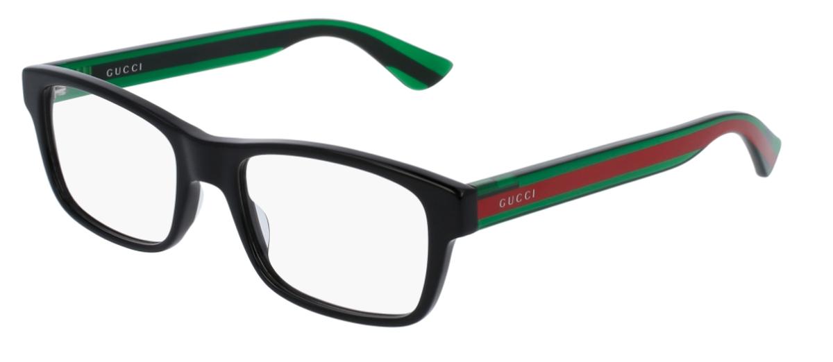 Gucci GG0006O Eyeglasses Frames