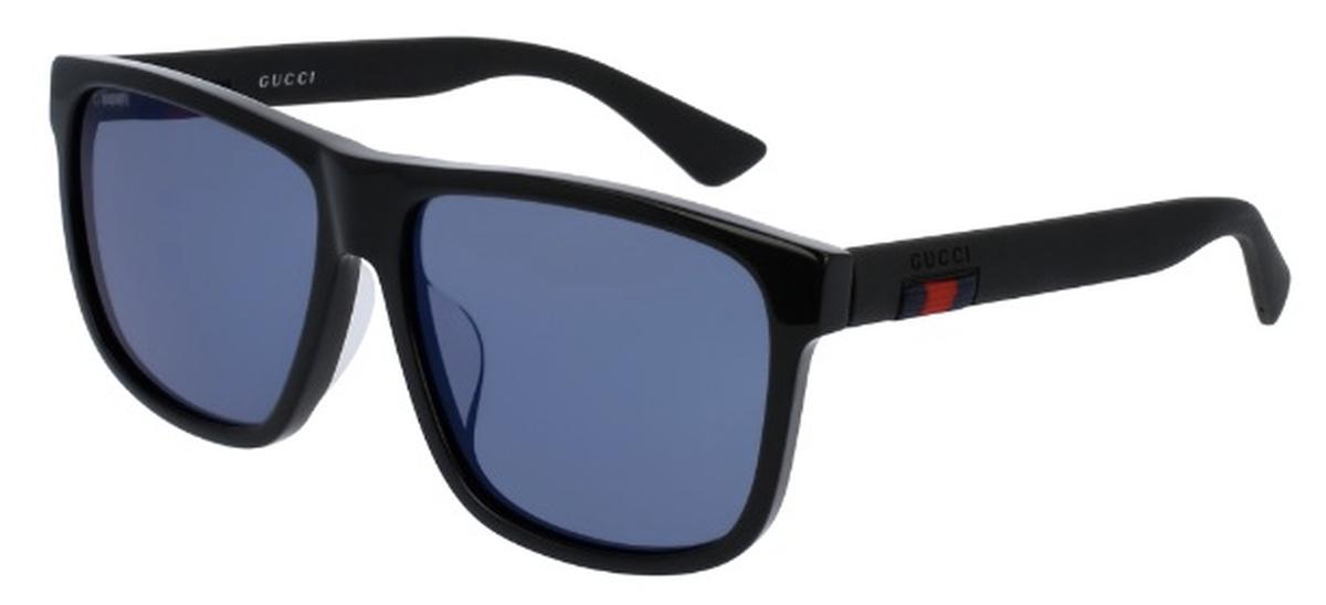 581e320ed77 Black with Blue Mirror Lenses