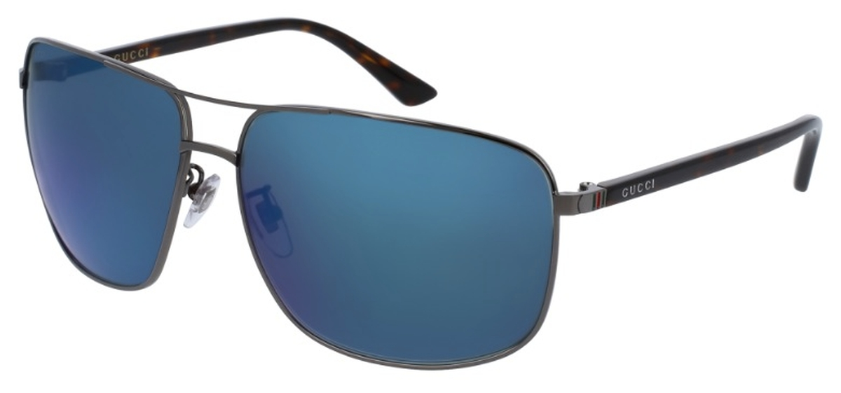 5031fcba98f Gucci GG0065SK Sunglasses