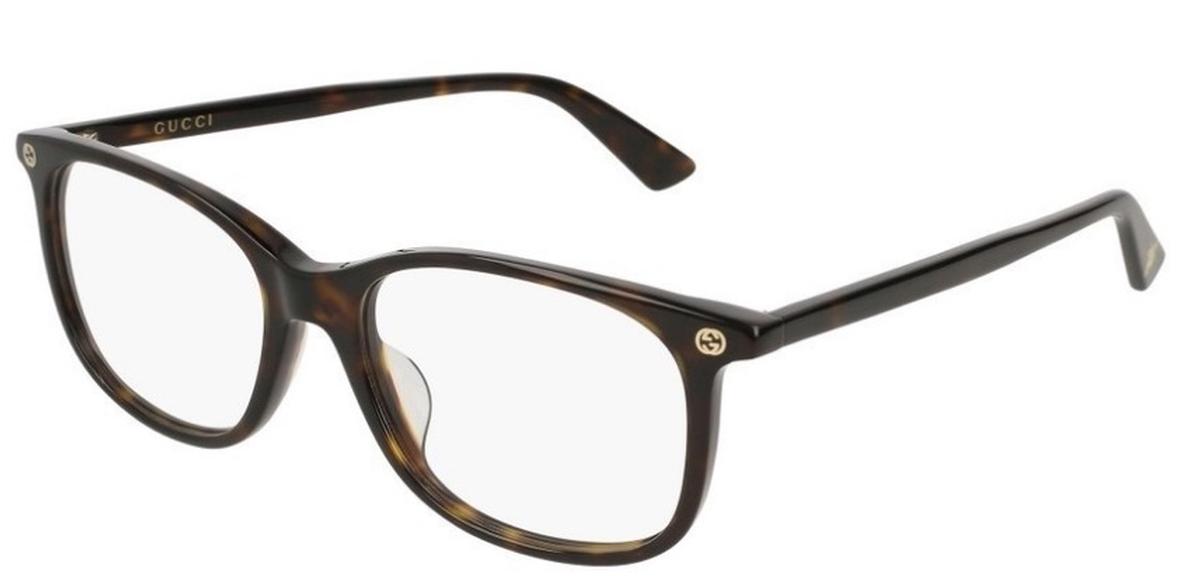 Gucci GG0157OA Eyeglasses Frames