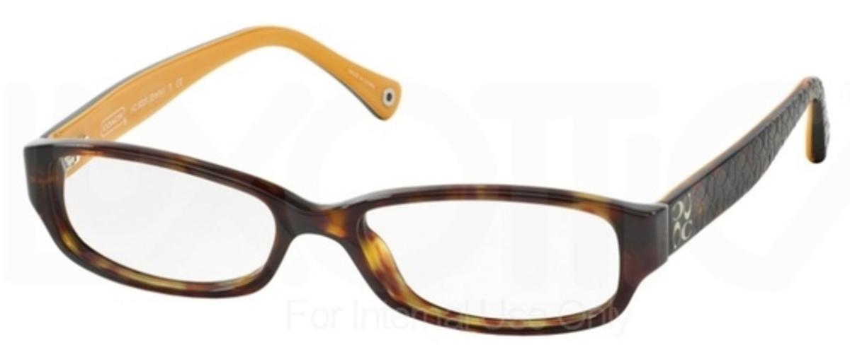 Coach HC6001 EMILY Eyeglasses | Free Shipping!