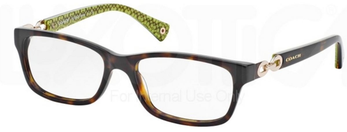 coach hc6052 fannie eyeglasses