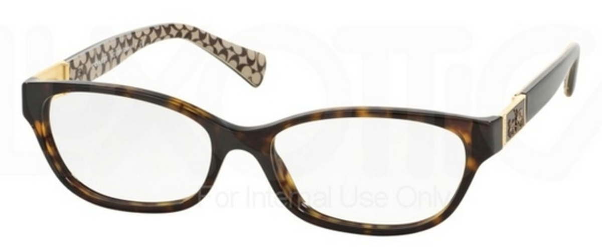 Coach Prescription Sunglasses  coach hc6061 eyeglasses frames