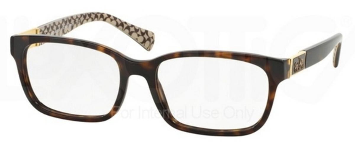 Coach Eyeglass Frame Warranty : Coach HC6062 Darcy Eyeglasses Frames