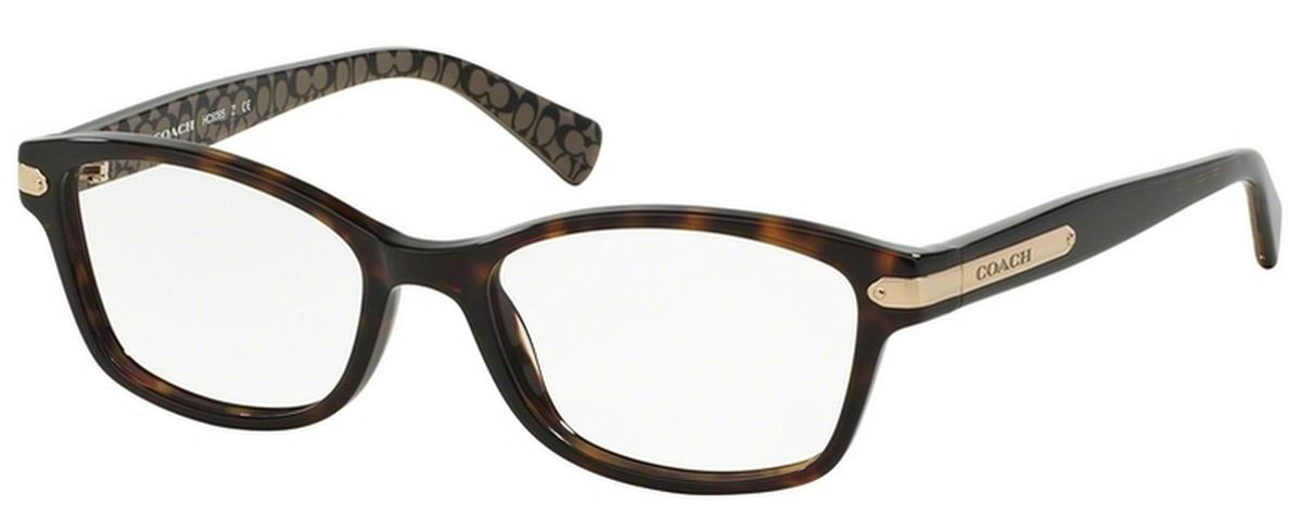 Coach Eyeglass Frame Warranty : Coach HC6065 Eyeglasses Frames
