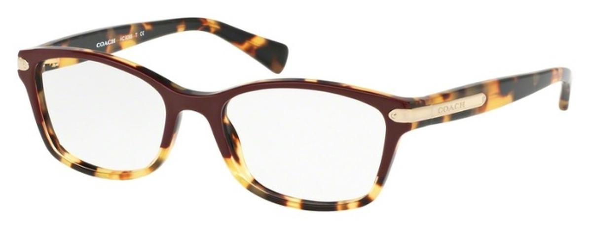 Coach Eyeglass Frame Warranty : Coach HC6065F Eyeglasses Frames