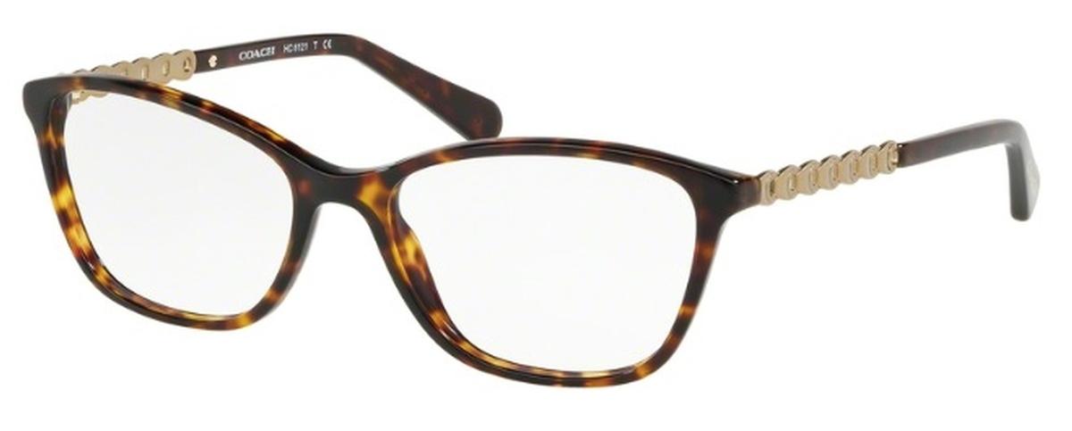 Coach HC6121F (Asian Fit) Eyeglasses