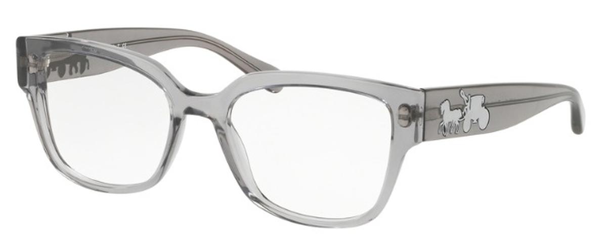 65e8ba62 Coach HC6126F (Asian Fit) Eyeglasses Frames