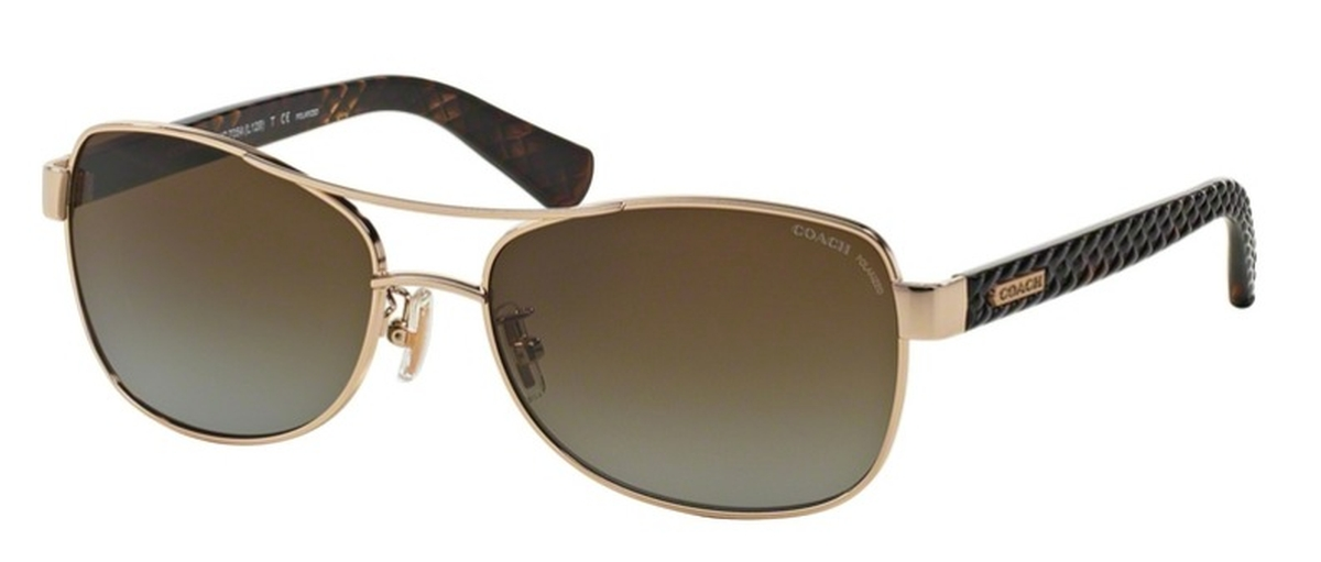 97f320f8 Sunglasses: Brand Coach