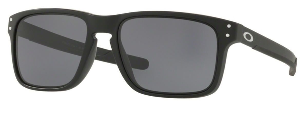 1c10c0f8a88 Oakley Holbrook Mix OO9384 01 Matte Black with Grey Lenses. 01 Matte Black  with Grey Lenses