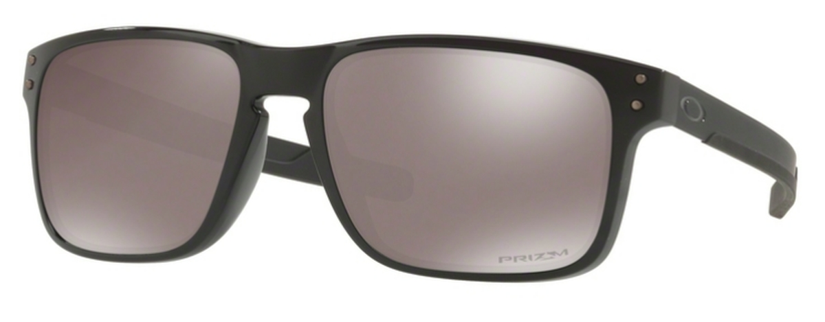 c6af8a6ff36 06 Polished Black with Prizm Black Polarized Lenses · Oakley Holbrook Mix  OO9384 ...