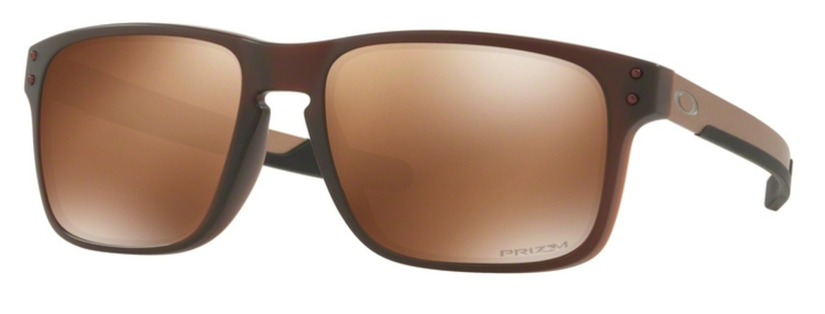 08 Matte Rootbeer with Prizm Tungsten Polarized Lenses · Oakley Holbrook  Mix OO9384 ... 0751a1090a