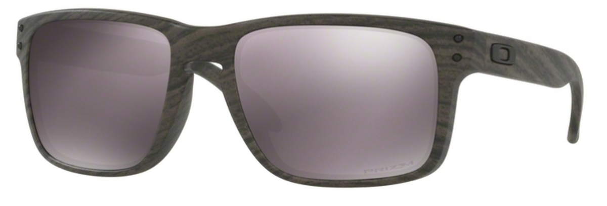oakley holbrook prizm daily polarized woodgrain sunglasses