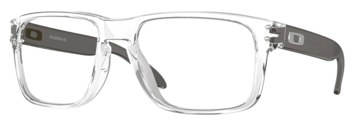 e6e57568ae Oakley Holbrook RX OX8156 Polished Clear. Polished Clear