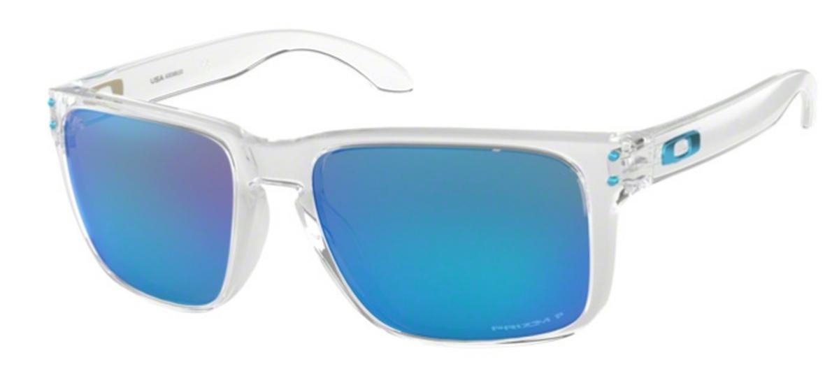 252929b619 Oakley Holbrook XL OO9417 07 Polished Clear   Prizm Sapphire Polar. 07  Polished Clear   Prizm Sapphire Polar