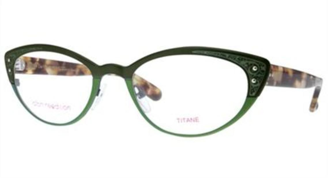 Lafont Titanium Eyeglass Frames : Lafont Gilda Eyeglasses Frames
