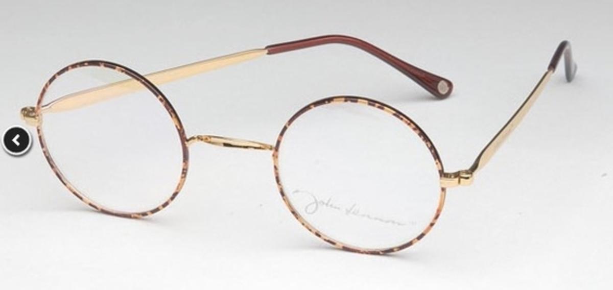 Glasses Frames John Lennon : John Lennon JL 04 Eyeglasses Frames