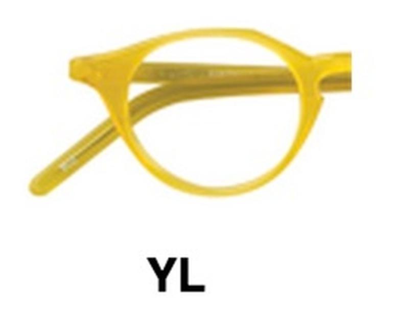 yellow - Yellow Eyeglass Frames