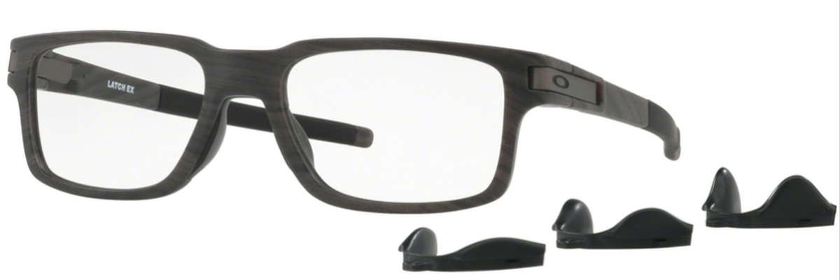 Oakley Latch Squared >> Oakley LATCH EX OX8115 Eyeglasses Frames