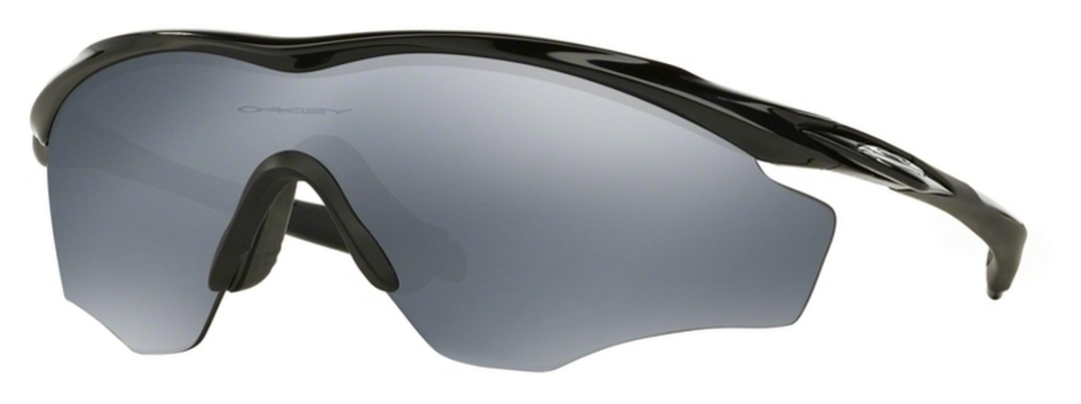 9c67b69f60c Oakley M2 FRAME XL OO9343 09 Polished Black with Black Iridium Polar. 09  Polished Black with Black Iridium Polar