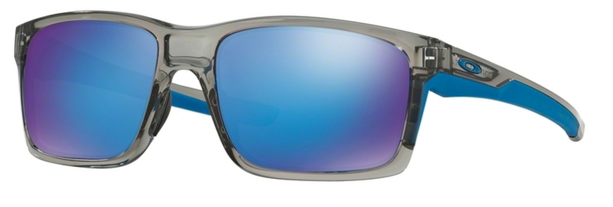 88739d532d0 03 Grey Ink with Sapphire Iridium Lenses · Oakley MAINLINK ...