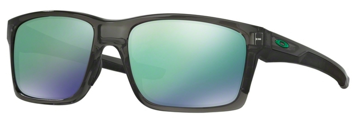 c8490028a1 Oakley MAINLINK OO9264 04 Grey Smoke with Jade Iridium Lenses. 04 Grey Smoke  with Jade Iridium Lenses