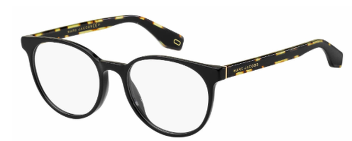 ffb92223e4 Marc Jacobs Marc 283 Black on Tortoise. Black on Tortoise