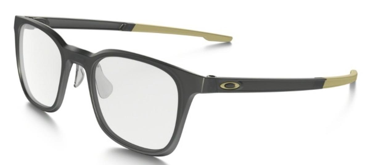872764c942 Oakley Milestone 3.0 OX8093 Satin Grey Smoke Retina Burn. Satin Grey Smoke  Retina Burn