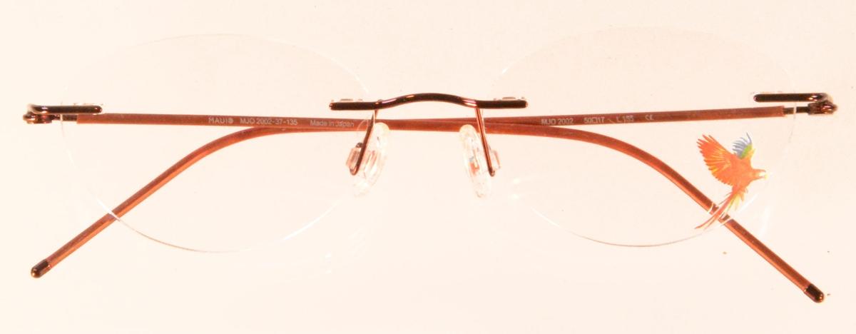 Dolomiti Eyewear MJO2002 Eyeglasses