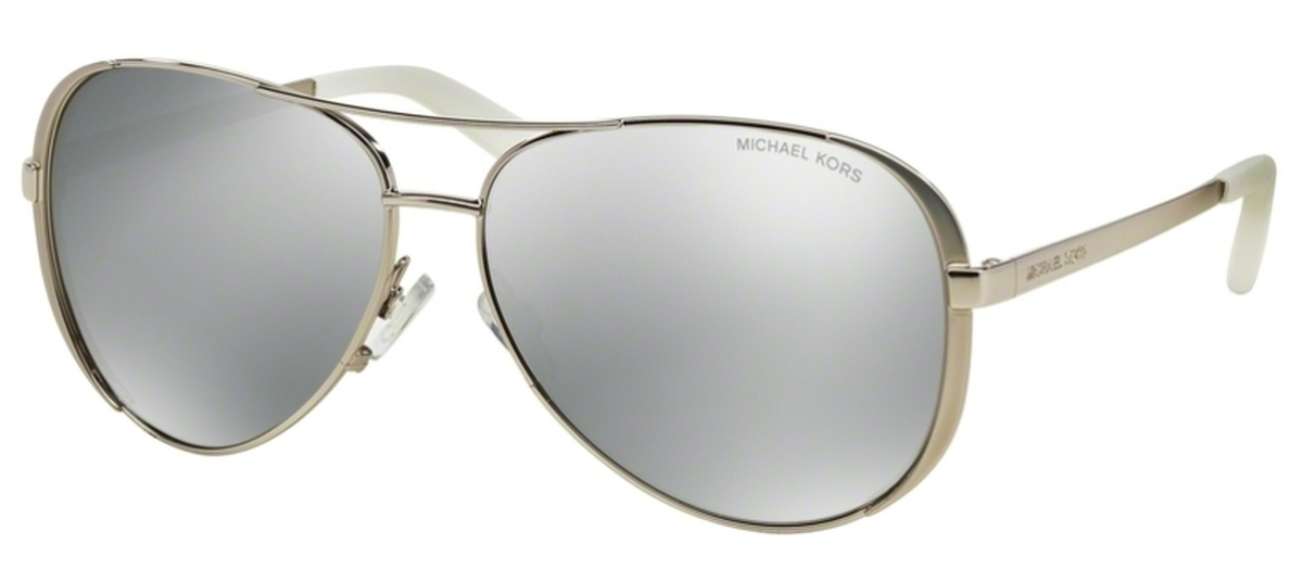 0c929783d Silver-Tone w/ Silver Mirror POLARIZED Lenses