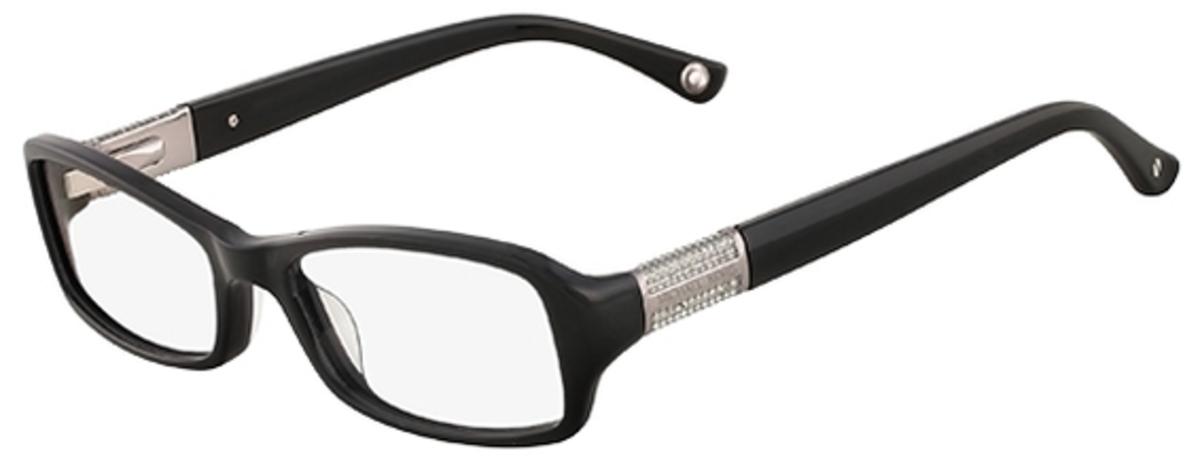 Michael Kors Black Frame Glasses : Michael Kors MK834 Eyeglasses Frames