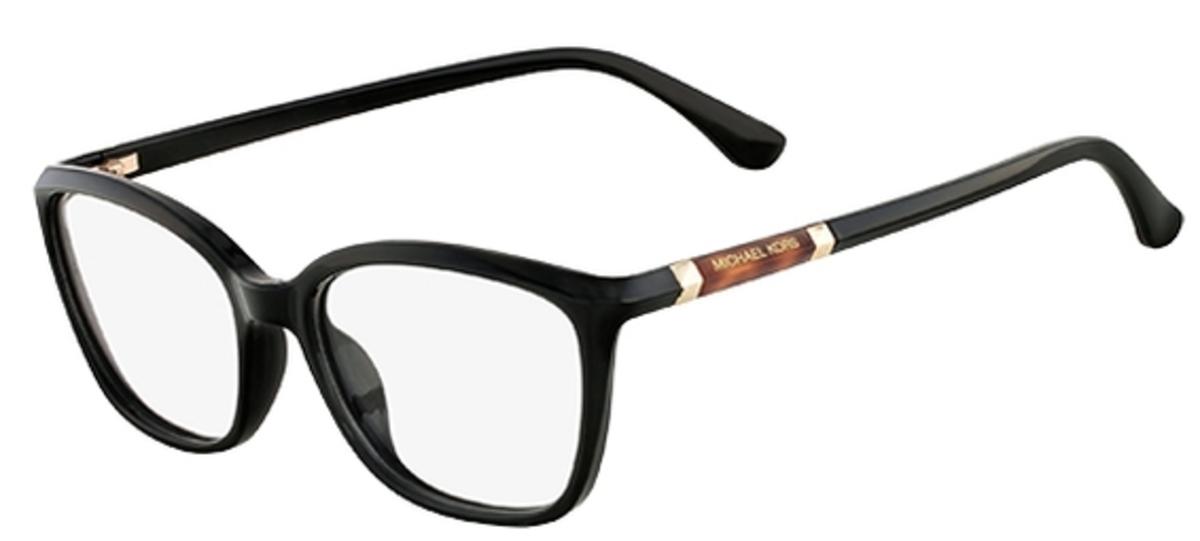 Michael Kors Black Frame Glasses : Michael Kors MK839 Eyeglasses Frames