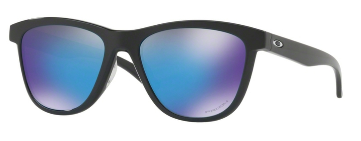 0a0c644c4a 16 Polished Black with Prizm Sapphire · Oakley Moonlighter ...