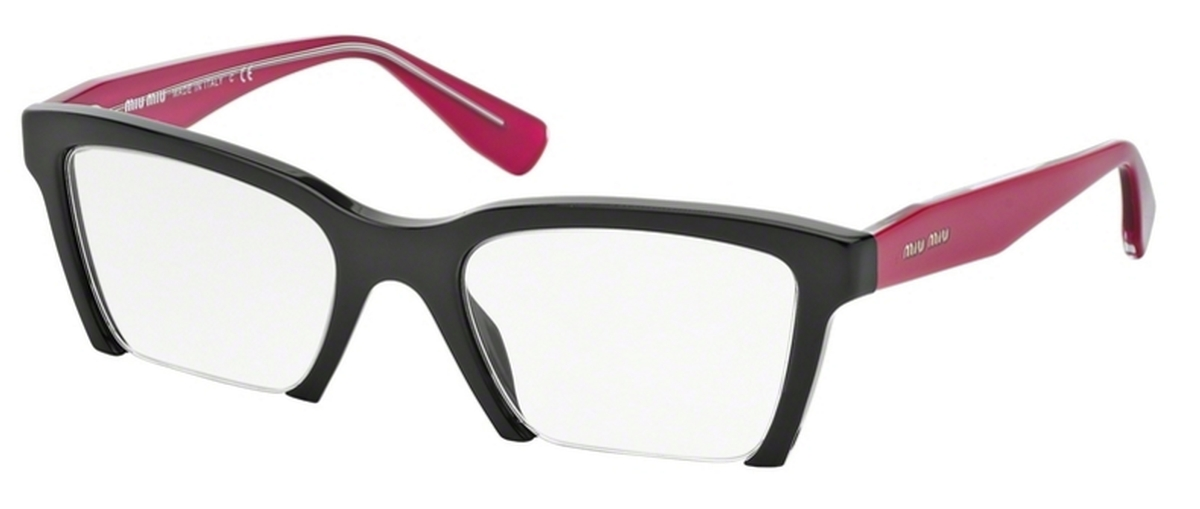 Miu Miu MU 04NV RASOIR Eyeglasses Frames