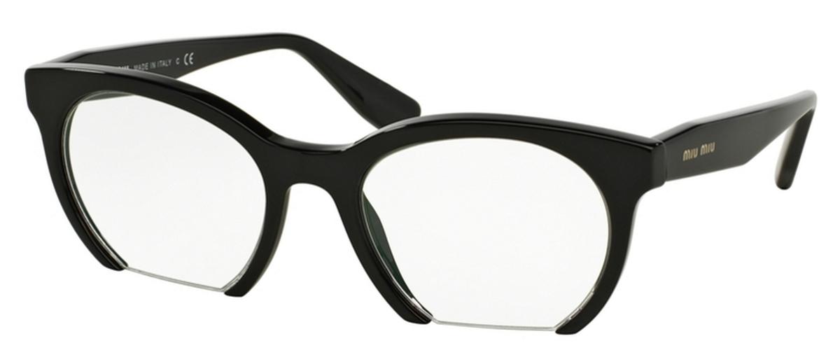687723a1d2 Miu Miu Eyeglasses Frames White And Black