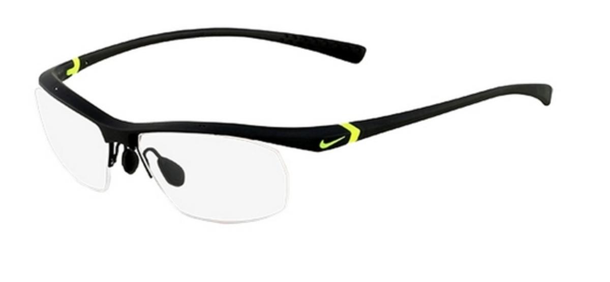 Nike Black Frame Glasses : Nike 7070/3 Eyeglasses Frames
