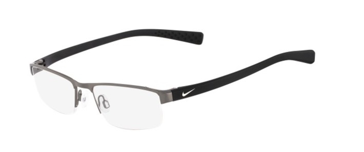 nike semi rimless eyeglasses