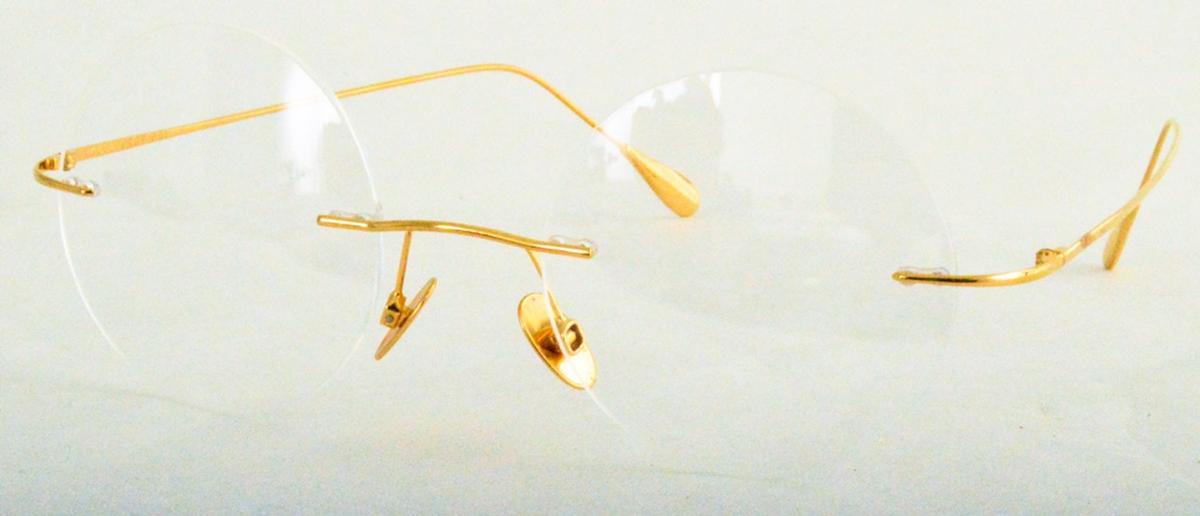 b25756c12f56 Dolomiti Eyewear ZNK3325 Round Eyeglasses