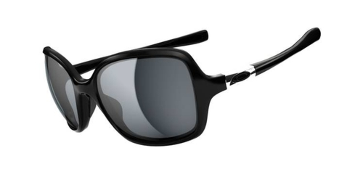 Oakley Obsessed OO9192 Polished Black with Grey Lenses. Polished Black with Grey  Lenses