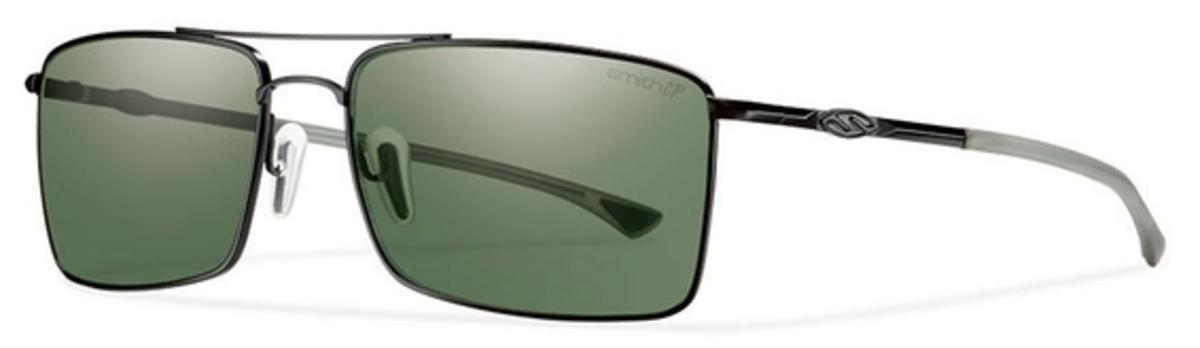 0cc3478eb5 Matte Black with ChromaPop Polarized Grey Green Lenses. Smith Outlier  Titanium Matte Brown ...
