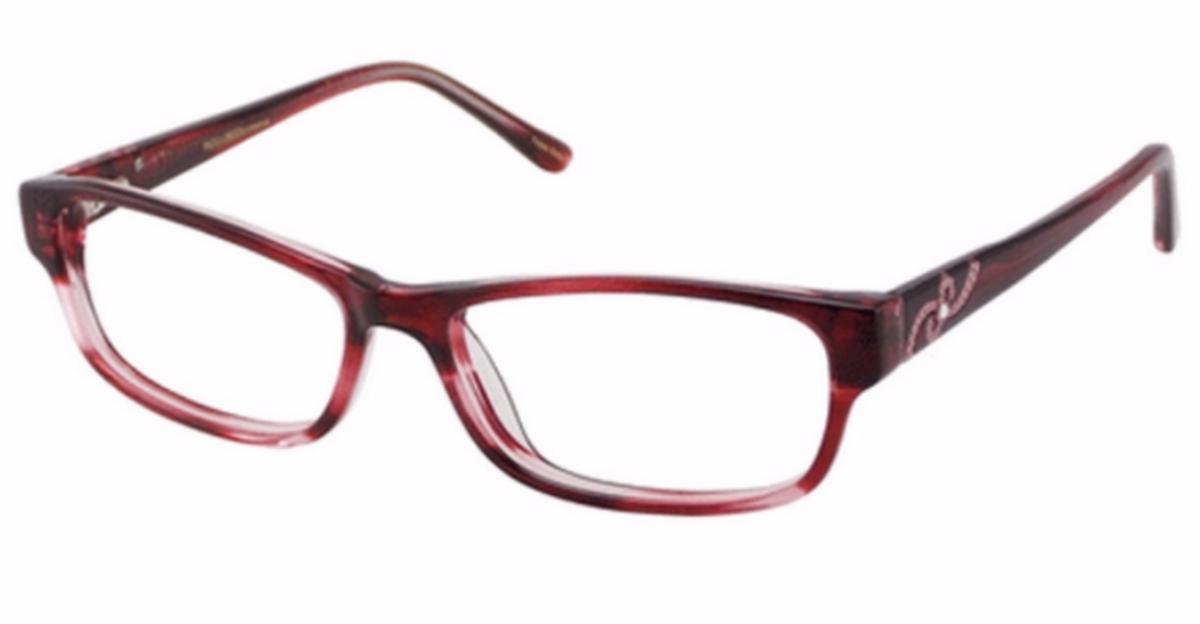 Elizabeth Arden Paula Deen 861 Eyeglasses