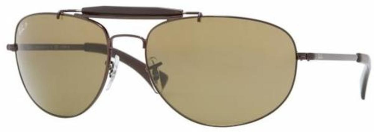 ec29c5f650 Ray Ban RB3423 Brown Crystal Brown Polarized. Brown Crystal Brown Polarized