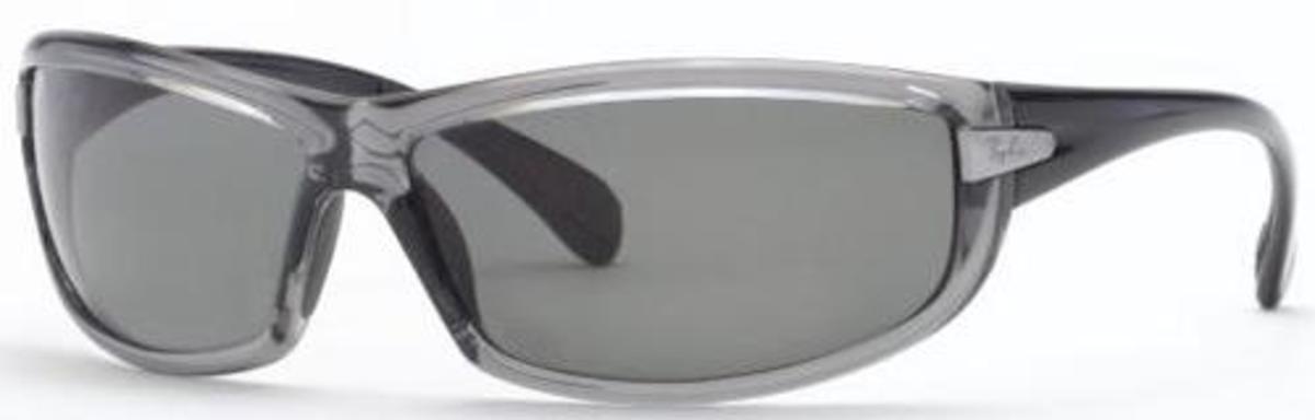 b3e1fae9f975 Ray Ban RB4054. 12 Black · Grey/Black Polar