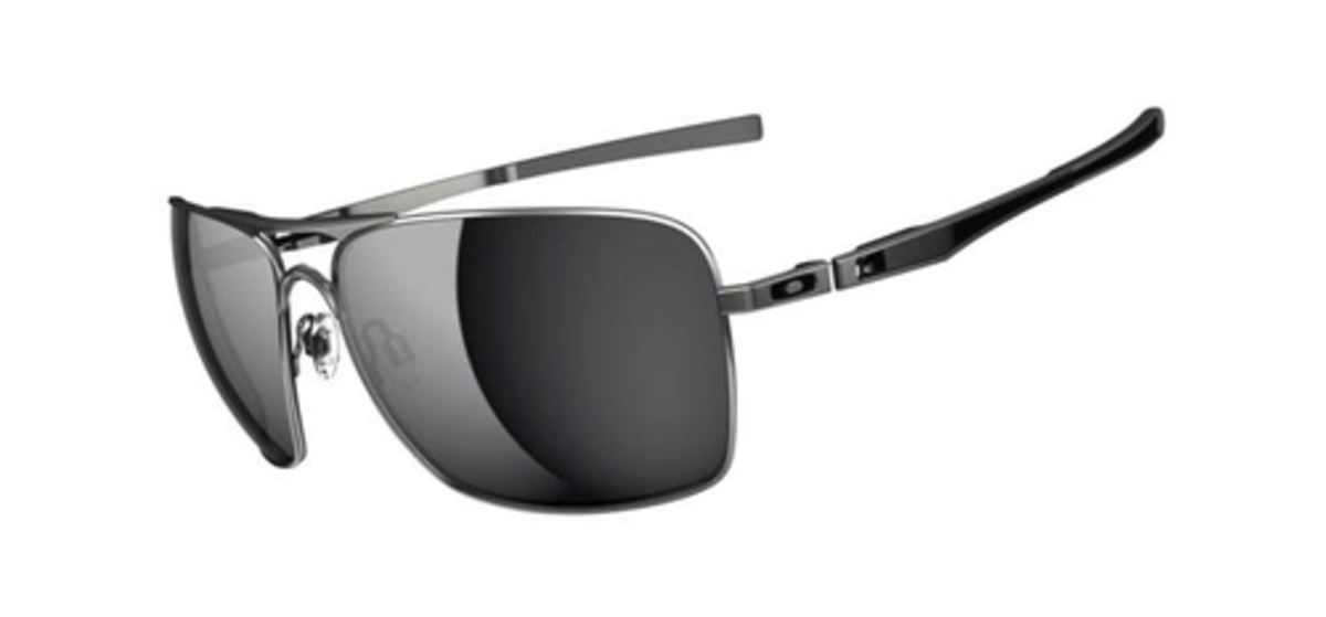 83a0c67cedd Oakley Plaintiff Squared OO4063 Sunglasses