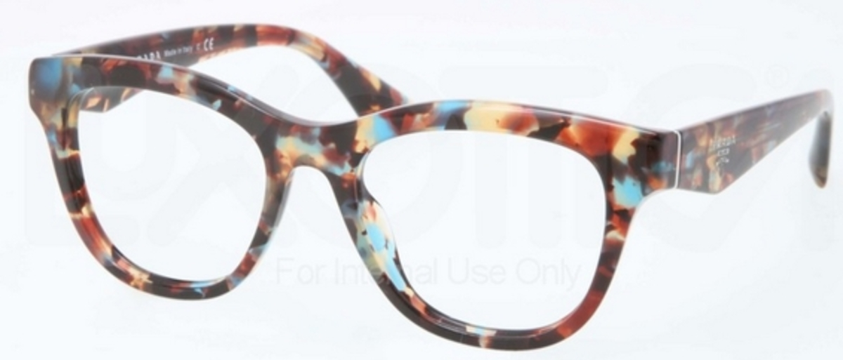 Eyeglasses Frame Prada : Prada PR 04QV Eyeglasses Frames