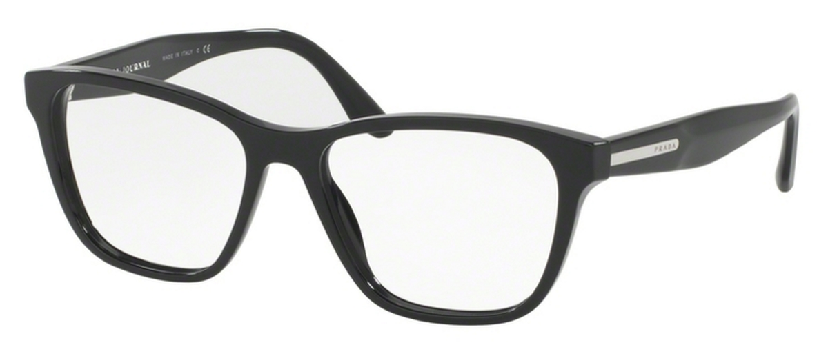 prada pr 04tv eyeglasses frames Ray Ban History black