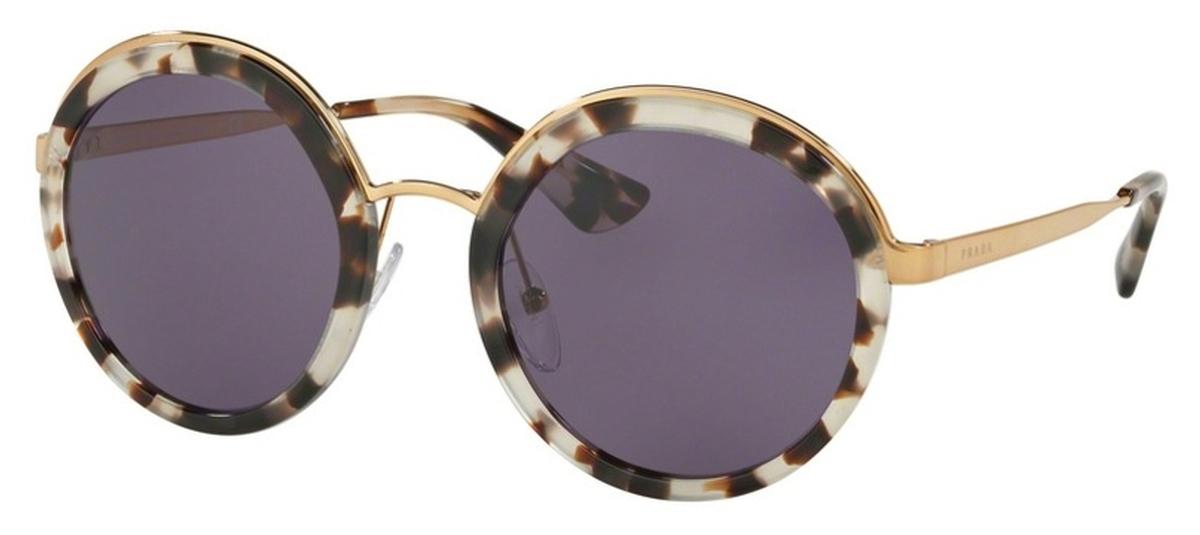 df77d5bf82c7 Prada PR 50TS White Havana with Violet Lenses. White Havana with Violet  Lenses